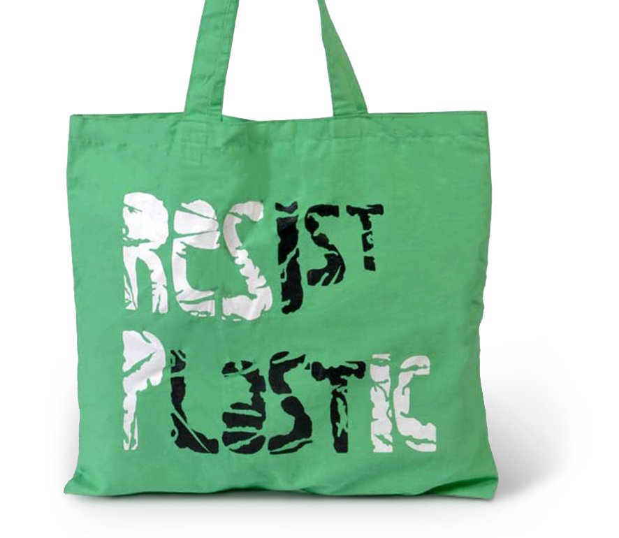 Resist Plastic - Carbon Zero Bag